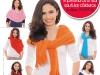 Cadoul revistei Avantaje: sal sau fular calduros ~~ Pret pachet revista+cadou: 15,99 lei