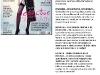 Promo revista ELLE ROMANIA ~~ Februarie 2013