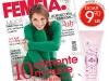 Promo pentru revista FEMEIA. ~~ Cadou: crema de maini Yves Rocher Fleures Cristallisees ~~ Februarie 2013 ~~ Pret pachet: 9,90 lei