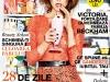 Glamour Romania ~~ Cover girl: Victoria Beckham ~~ Februarie 2013