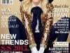 Glamour Romania ~~ Coperta: Gwen Stefani ~~ Martie 2013