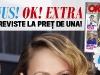 Ok! Magazine Extra ~~ Cover story: Duelul siluetelor ~~ 19 Aprilie 2013
