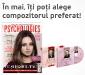 Promo pentru revista Psychologies Romania, editia Mai 2013