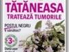 Sanatatea de azi ~~ Cover story: Tataneasa trateaza tumorile ~~ Mai 2013