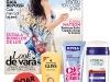 Promo pentru revista MARIE CLAIRE ROMANIA ~~ coperta si cadouri ~~ Iunie 2013