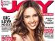 Revista JOY Romania ~~ Cover girl: Jessica Alba ~~ Iulie 2013