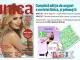 Revista Unica ~~ Cadou: Carte + DVD Carmen Bruma ~~ August 2013 ~~ Pret pachet revista si cadou: 20 lei