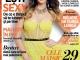 Revista Cosmopolitan Romania ~~ Coperta: Antonia ~~ Septembrie 2013