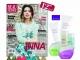 Promo pentru revista Beau Monde Style, editia Octombrie 2013