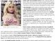 Promo pentru revista Marie Claire Romania, editia Octombrie 2013