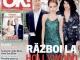 OK! Magazine Romania ~~ Coverstory: Razboi la Hollywood ~~ 31 Octombrie 2013