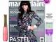 Promo pentru revista Marie Claire Romania, editia Noiembrie 2013