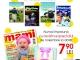 Promo pentru revista  MAMI, editia Noiembrie 2013 ~~ Cadou: un DVD cu desene animate cu Mielul Shaun ~~ Special: Albumul Bebelusului Tau