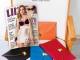 Promo pentru revista Unica, editia Decembrie 2013 ~~ Cadou: plic stylish colorat
