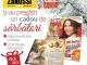 Promo pentru revista Click pentru femei din 13 Decembrie 2013 ~~ Cadou: retete pentru placinte si 28 de ravase decupabile