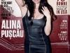 FHM Romania ~~ Coperta: Alina Puscau ~~ Aprilie 2013 ~~ Pret: 10,90 lei