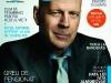 GQ Romania ~~ Cover man: Bruce Willis ~~ Martie - Mai 2013 ~~ Pret: 11,90 lei