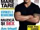 Men's Health ~~ Coperta: Dwayne Johnson ~~ Decembrie 2013