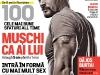Men's Health Romania ~~ Editie aniversara 8 ani ~~ Cover man: Jason Momoa ~~ Aprilie 2013 ~~ Pret: 11 lei