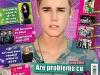 BRAVO ~~ Coperta: Justin Bieber ~~ 15 Ianuarie 2013