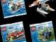 6 Jucarii din seria LEGO CITY ~~ impreuna cu Gazeta Sporturilor ~~ Pret: 15 lei/bucata ~~ 28 Ianuarie - 4 Martie  2014