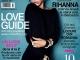 Glamour Romania ~~ Coperta: Rihanna ~~ Februarie 2014