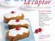 Delicii la cuptor ~~ Cadou: set de 3 forme de mini-pandispan din silicon ~~ Nr. 13, 18 Februarie 2014