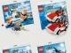 Jucarii LEGO CITY ~~ Campanie Gazeta Sporturilor ~~ 28 Ianuarie - 4 Martie 2014 ~~ Pret: 15 lei/bucata