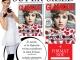 Promo pentru cele 2 formate ale revistei GLAMOUR Romania, editia Martie 2014