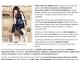Promo pentru editia de Aprilie 2014 a revistei Marie Claire Romania