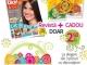 Promo pentru decoratiuni pentru oua de Paste oferite de revista Click pentru femei din 11 Aprilie 2014 ~~ Pret pachet revista + 1 plic cu 7 modele: 2,50 lei