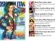 Promo pentru revista Cosmopolitan Romania, editia Iulie 2014 ~~ Pret: 7 lei (format de buzunar)