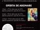 Oferta de abonament pentru revista ELLE Romania, Iulie 2014