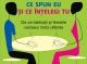 Cadoul revistei Unica: cartea CE SPUN EU SI CE INTELEGI TU ~~ August 2014 ~~ Pret: 17 lei