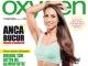 Oxygen Magazine Romania ~~ Coperta: Anca Bucur ~~ Nr. 5 Septembrie-Octombrie 2014