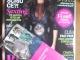 Inserturile revistei Cosmopolitan Romania, editia Octombrie 2014