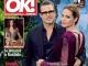OK! Magazine Romania ~~ Cover people: Brad Pitt si Angelina Jolie ~~ 16 Octombrie 2014 ~~ Pret: 5 lei