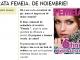 Promo pentru revista FEMEIA., editia de Noiembrie 2014