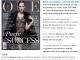 Promo pentru revista The One Magazine, editia de Noiembrie 2014
