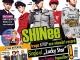 Super Bravo Girl ~~ Coperta: formatia K-Pop SHINee ~~ Nr 8 din 22 Iulie 2014 ~~ Pret: 3 lei