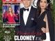 OK! Magazine Romania ~~ Coperta: George Clooney si Amal ~~ 19 Februarie 2015 ~~ Pret: 5 lei