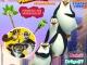 Revista PINGUINII DIN MADAGASCAR ~~ Nr. 1 Februarie 2015 ~~ Pret revista+figurina: 10 lei