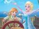 Regatul de Gheata. Povesti si jocuri ~~ Dincolo de mari ~~ Pret: 15 lei ~~ din 6 August 2015