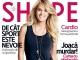 Shape Magazine Romania ~~ Coperta: Carrie Underwood ~~ Decembrie 2015 - Ianuarie 2016