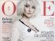 The One Magazine ~~ Coperta: Raluca Aprodu ~~ Decembrie 2015