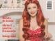 Revista GOSPODINE ~~ Coperta: Elena Gheorghe ~~ Nr 3/ 2015 ~~ Pret: 8 lei