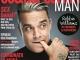 Cosmopolitan MAN ~~ Coperta: Robbie Williams ~~ Primavara 2015 ~~ Pret: 9 lei