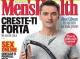 Men's Health Romania ~~ Coperta: Alex Glavan ~~ Septembrie 2015