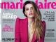 Marie Claire Romania ~~ Coperta: Amber Heard ~~ Februarie 2016