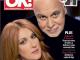 OK Magazine Romania ~~ Coperta: Celine Dion ~~ VIP Files: Leonardo DiCaprio ~~ 21 Ianuarie 2016 ~~ Pret: 5 lei